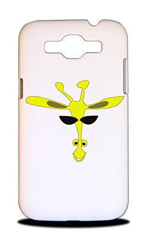Foxercases Design Giraffe With Sunglasses Hard Back Case Cover For Samsung Galaxy Win I8550 / Grand - Quattro Sunglasses
