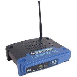 Linksys Wpa Broadband Router - 6