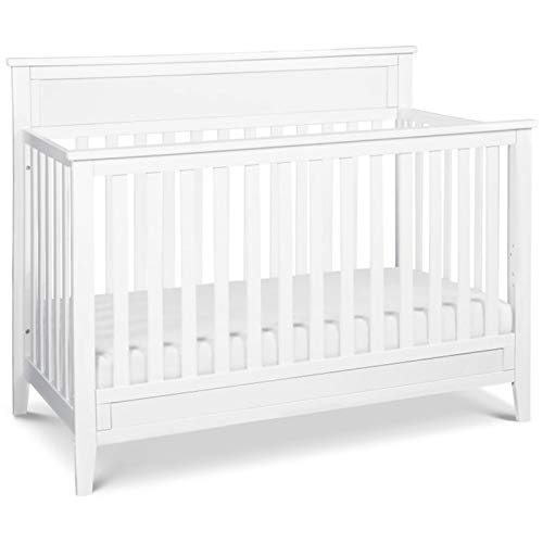 (Carter's by Davinci Connor 4-in-1 Convertible Crib, White)