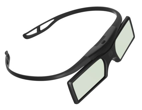 Ultra (TM) Active Shutter3d Glasses RF Bluetooth Signal 3d Glasses Black in colour using Button batteries for all Mainstram active shutter 3d tvs including Samsung Panasonic and Mainstream Tvs Using Bluetooth RF Signals