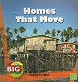 Homes That Move, Angela Royston, 1429655283