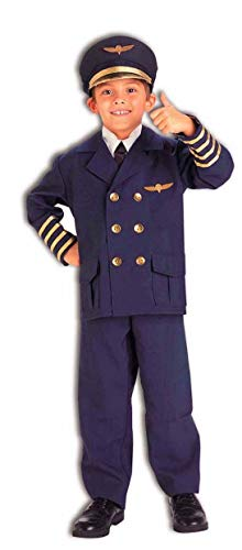 (Forum Novelties Airline Pilot Children's)