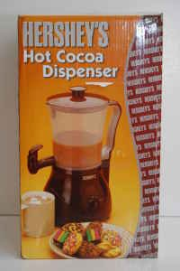 Hershey's Hot Cocoa Dispenser
