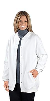 Women's Fleece Baseball Style Jacket