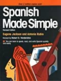 Spanish Made Simple, Eugene Jackson and Antonio Rubio, 0385012128