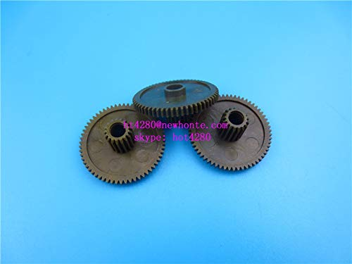 Printer Parts New Compatible Combination Gear fit for LX300/LQ300 dot-Matrix Printer