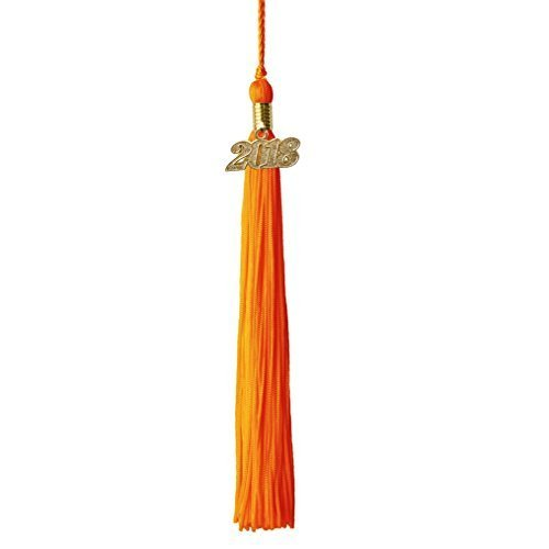 GraduationForYou Academic Graduation Tassel With 2019 Year Charm , Available For 2019 Graduation Ceremony