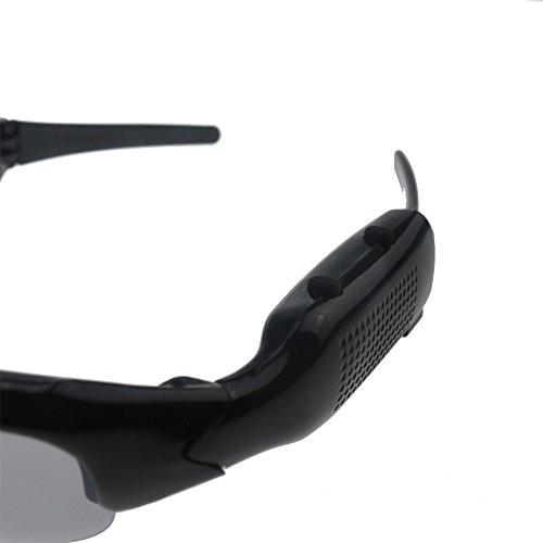 soleil enregistreur SD polarisées de HD Lunettes sports Polarized carte caméra Ecloud lunettes de Sports 720P Shop caméra avec espion de soleil Sunglasses vidéo lunette 8qRfHnS
