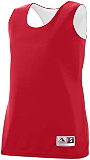 Augusta Sportswear Womens Augusta Ladies Reversible Wicking Tank