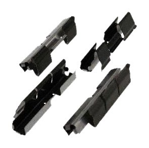 Carlson Quality Brake Parts P1079 Brake Pad Installation Kit