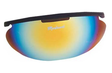 Ranibow Gold Baseball/Softball Catcher's Sun Shade