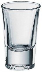 Borgonovo Glassware Junior Shot Glass - Shooter Glass/vodka shot pack of 6 @ Chabrias Ltd