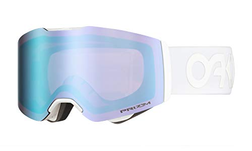 Oakley Fall Line Factory Pilot Prizm Snow Goggles Whiteout with Prizm Sapphire Lens (Best Ski Goggles For Whiteout Conditions)