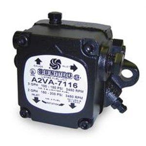 Suntec 2460GU Oil Burner Pump A2VA-7116 (Oil Furnace Fuel Pump compare prices)