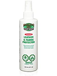 Moneysworth and Best Shoe Care Leather and Fabric Protector Spray, 8-Ounce