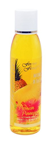 Shonan International Forever Floral's Bath & Shower Gel 118ml Pineapple Passion