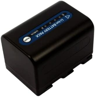 Battery Replacement for Sony DCR-TRV245 DCR-TRV245 DCR-TRV245E DCR-TRV24E DCR-TRV25 DCR-TRV250 DCR-TRV250E Record
