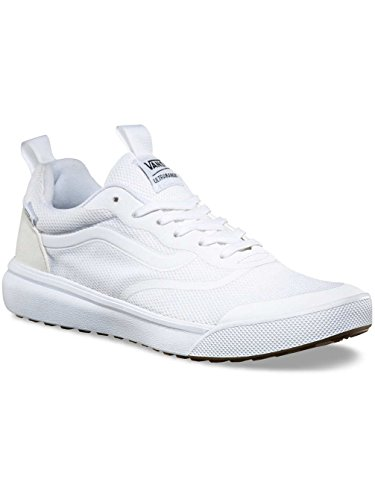 Vans Mens Ultrarange Quickweld Pattino Pattino Bianco / Bianco