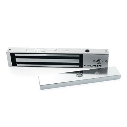 SECO-LARM E-941SA-600 cerradura electromagnética - cerraduras electromagnéticas (UL/
