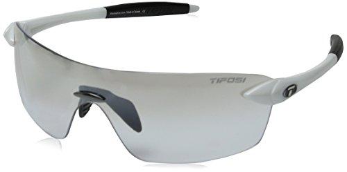 Tifosi 2016 Vogel 2.0 Sunglasses Pearl White Smoke Gradient - Tifosi Cycling Sunglasses