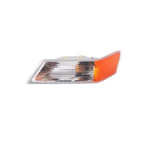 TYC 12-5284-00-1 Jeep Patriot Front Left Replacement Turn Signal Lamp (Driver Front Turn Signal Light)