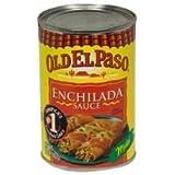 El Paso Mild Enchilada Sauce, 10 Ounce - 6 per case.