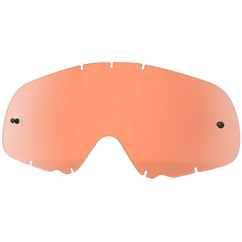 Oakley Crowbar MX Adult Replacement Lens Off-Road/Dirt Bike Motorcycle Eyewear Accessories - VR28 / One - Oakley Scratched Lenses