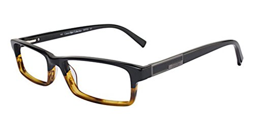 Calvin Klein Collection Eyeglasses CK7723 031 Black Havana Demo 53 16 145