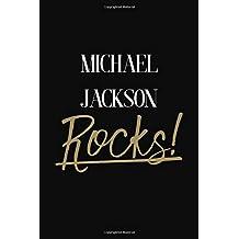 Michael Jackson Rocks!: Michael Jackson Diary Journal