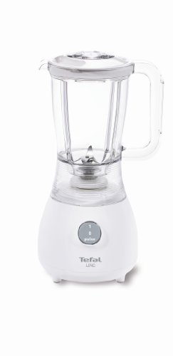 Tefal BL2201B4 Batidora de vaso 1.2L 300W Blanco - Licuadora (1,2 ...