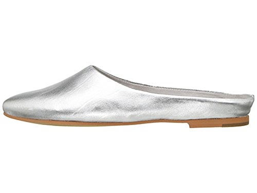 de Mujer Vestir de plateado Zapatos Otra 11sunshop Piel Yxv5gwAqq