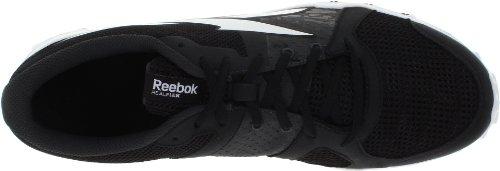 Reebok Heren Realflex Advance Training Schoen Zwart / Grind / Wit