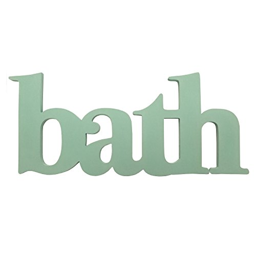 Stratton Home Decor S07753 Seafoam Bath Wall Decor, Multicolor
