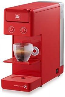 MAQUINA DE CAFÉ ILLY Modelo ILLY Y3.2 Iperespresso Color Rojo ...
