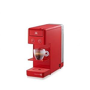 MAQUINA DE CAFÉ ILLY Modelo ILLY Y3.2 Iperespresso Color Rojo, ideal para café expreso y café americano. 31wsN52AdPL