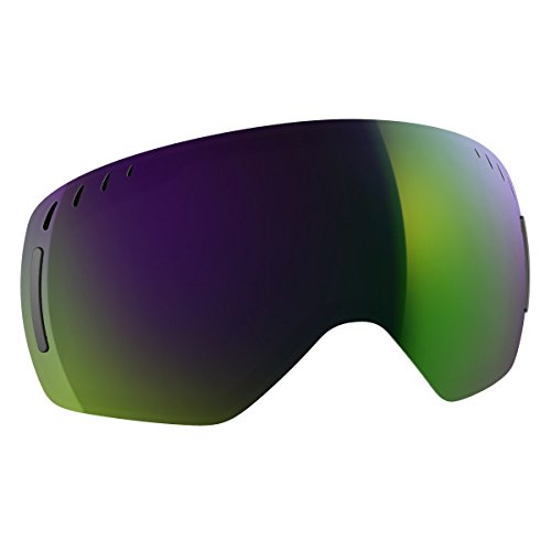 Scott Sports US LCG with Case Replacement Lens - 233232 (Solar Green Chrome) by SCOTT (Image #1)