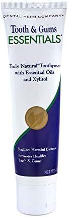 Dental Herb Company - Fluoride Free - Tooth & Gums Essentials Toothpaste (4 oz.)