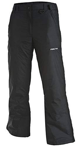Arctix Women's Insulated Snow Pant, Black, X-Small/Petite (Pants Black Snowboard)