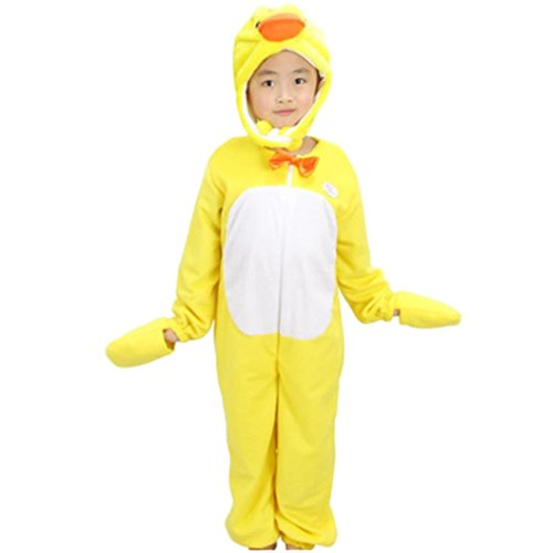 MCS-JP Halloween [duck cosplay] Kids performance animal (Donald Duck Halloween Costume)
