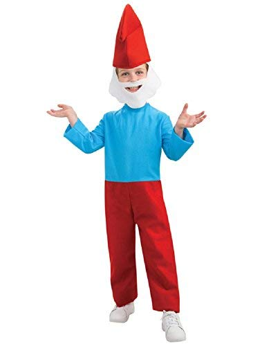 Papa Smurf Costume (M)]()