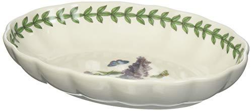 Portmeirion 601055 Botanic Garden Oval Fluted Dish, 6