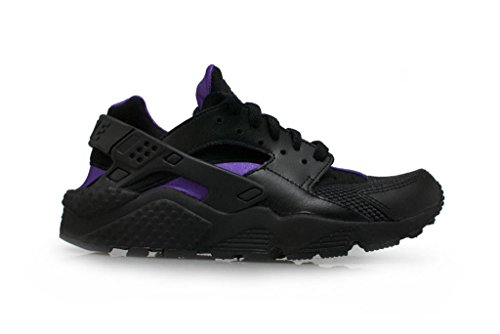 Air Sneakers da Huarache antracite iper uva Donna black 005 Nike qEfdwE