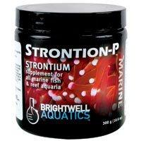 Dry Strontium Supplement - Brightwell Aquatics Strontion-P Dry Strontium Supplement, 300 grams by Brightwell Aquatics