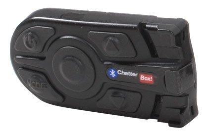 HJC XBi2-H Chatterbox! Bluetooth Radio Kit Black