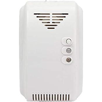 12V Gas Detector Sensor Propane Alarm with Dry Contact Relay Output
