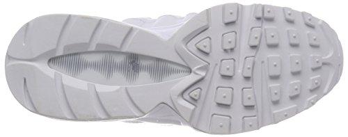 95 Ginnastica Air – white Unisex white Bianco white Max pure Bambini 109 Platinum Basse Scarpe gs Nike Da wqExYzWdE6