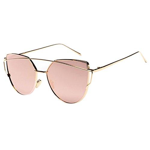 Sonnenbrille rosa oM3xZank