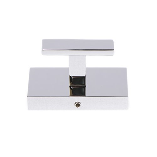 Italia GE1004 Genoa Polished Chrome Robe Hook by Italia