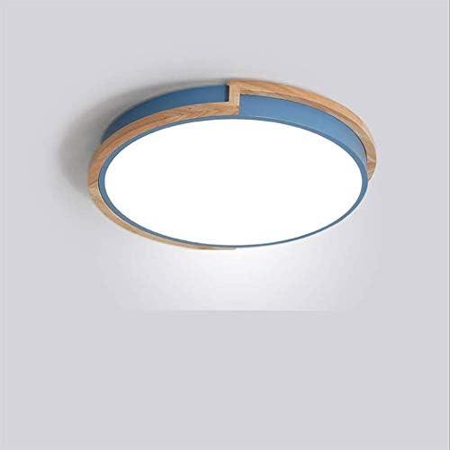 OOFAY Luz de Techo LED, música Inteligente Luces de Techo LED RGB ...