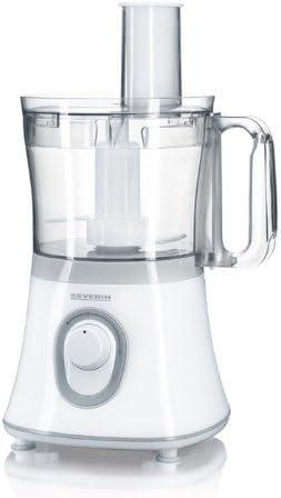 Severin KM3902, Blanco, 407 mm, 205 mm, 205 mm - Robot de cocina: Amazon.es: Hogar
